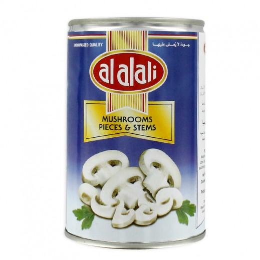Al Alali Mushroom Stems Pieces 400 g