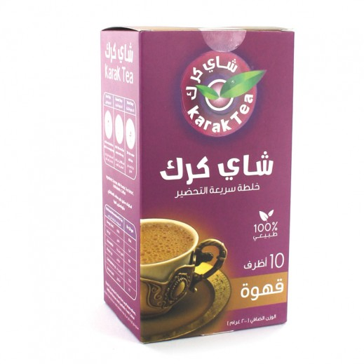 Karak Tea Coffee Instant Premix 10x20 g