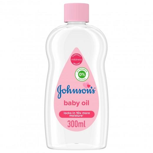 Johnson's Baby Oil - 300 ml