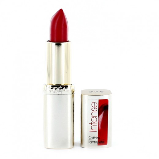 Loreal Color Rich International Lipstick With Color No 375 Deep Raspb