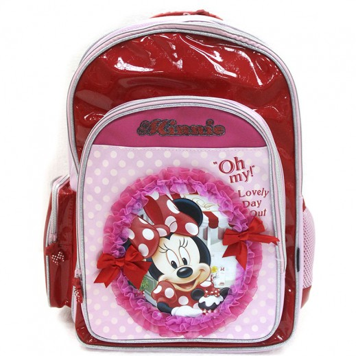 "Minnie 18"" Large Back Pack"