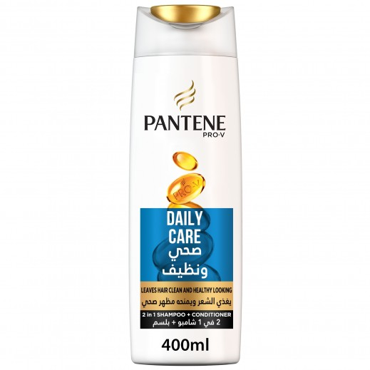 Pantene Daily Care Shampoo 400 ml