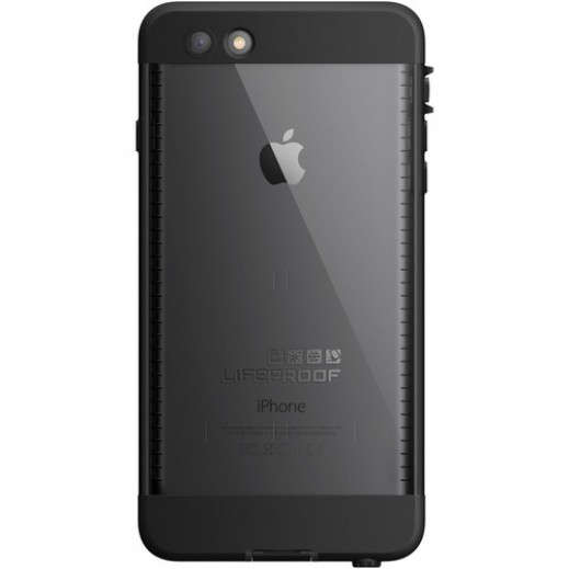 Lifeproof Nuud For Iphone 6 Black