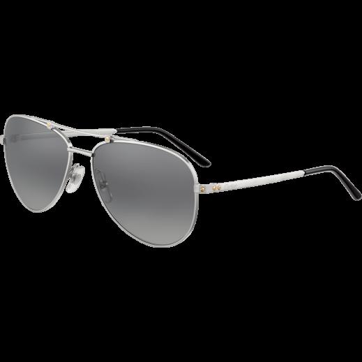 Cartier Santos De Cartier Horizon Gray Men Sunglasses - delivered by Waleed Optics