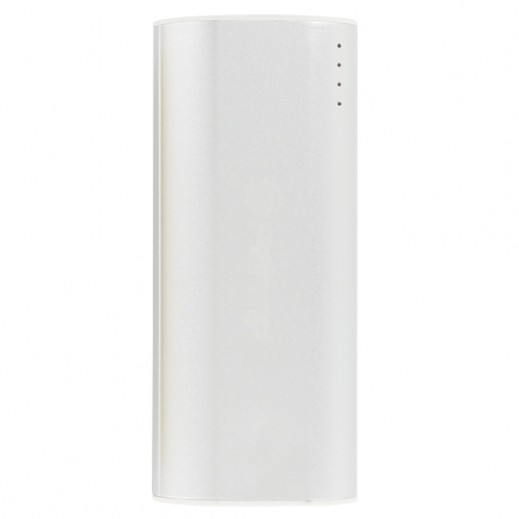 Parmp Portable Power Bank 5200mAh Silver