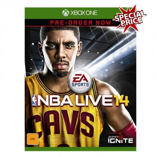 NBA Live 14 for Xbox One - NTSC