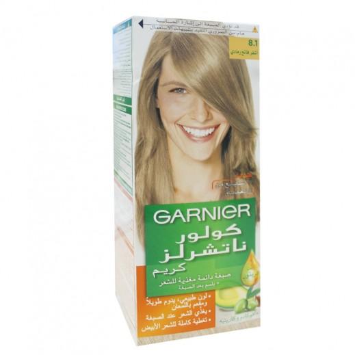 Garnier Colour Naturals 8.1 Light Ash Blonde Hair Color