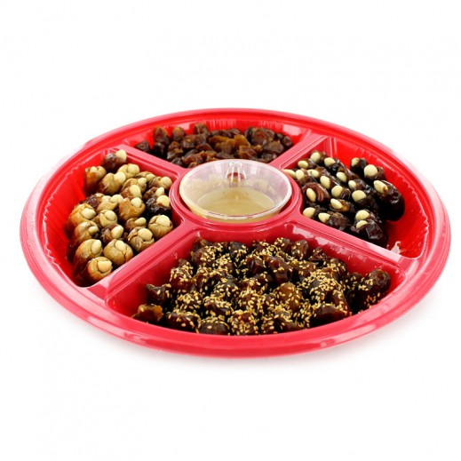 Collection of Dates Tray 1 kg