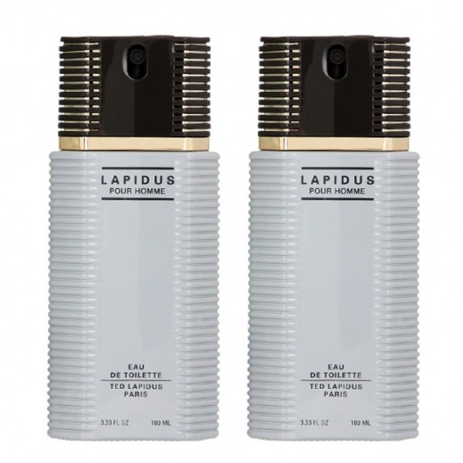 Lapidus For Him EDT 100 ml 1 + 1 Free