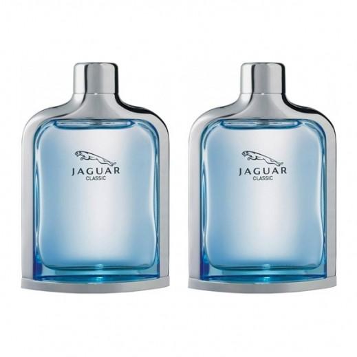 Jaguar Blue For Him EDT 100 ml 1 + 1 Free