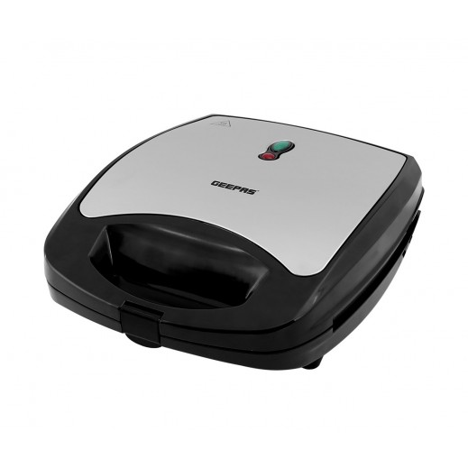 Geepas 920W 4 Slice Sandwich Maker - Black
