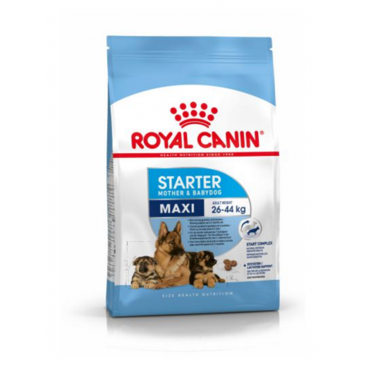 Royal Canin Size Health Nutrition Maxi Starter Dog Food 4 kg