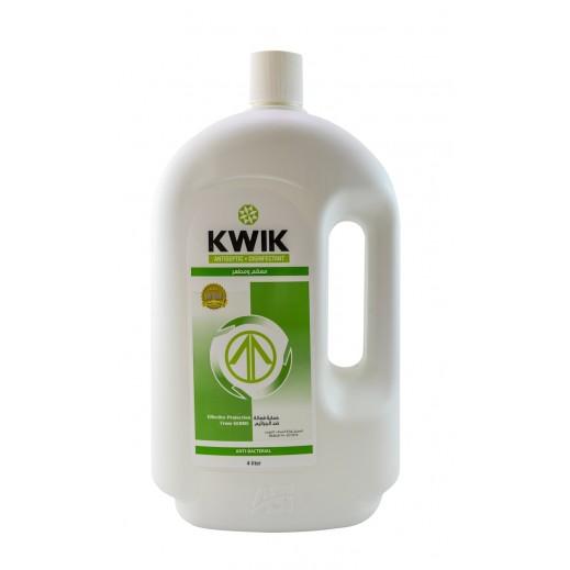 Kwik Antiseptic Disinfectant 4 L
