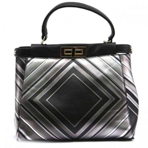 2f67f16613 Buy Loris Jovino B8667-823 Ladies Fashion Handbags + Wallet For ...