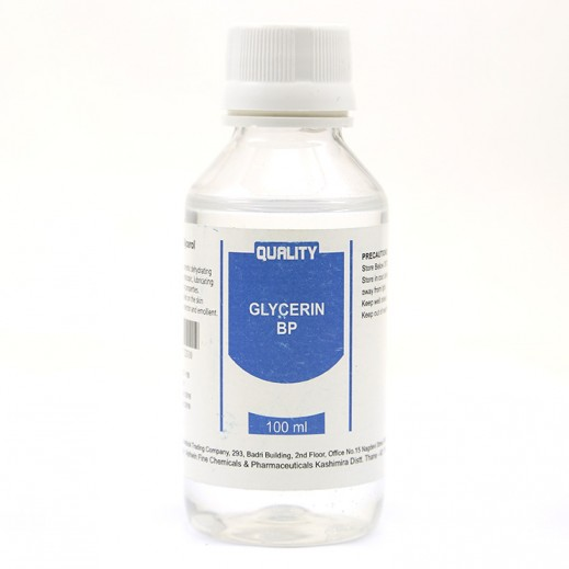 Quality Glycerin BP For Skin 100 ml