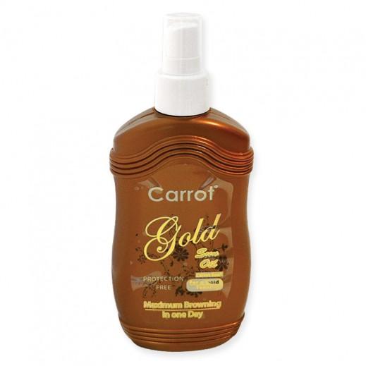 Carrot Tanning Oil Gold 200 ml
