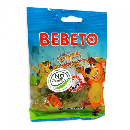 Bebeto Funny Bears 100 g