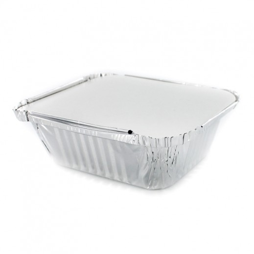 Falcon Crown Aluminum Container Small (10 pieces)