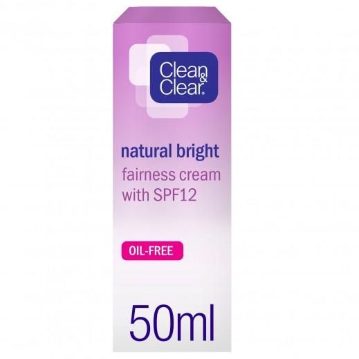 Clean & Clear Fairness Moisturizer 50 ml
