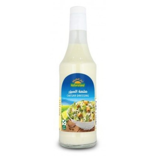 Natureland Organic Caesar Dressing 500 ml