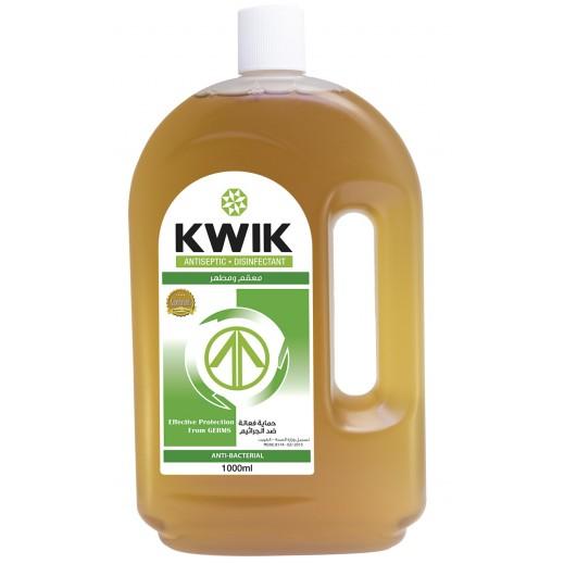 Kwik Antiseptic Disinfectant 1 L