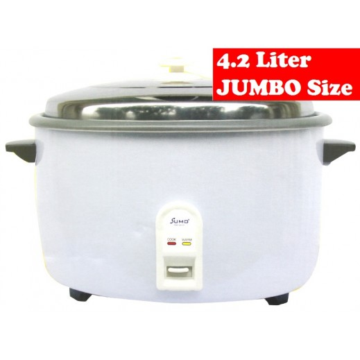 Sumo 4.2L Rice Cooker