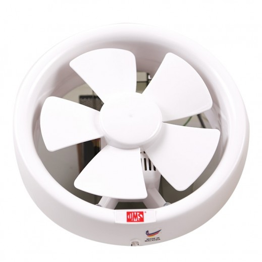 "UMS 8"" Ventilating Fan - White"