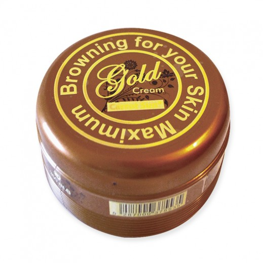 Tanning Cream Gold 350 ml