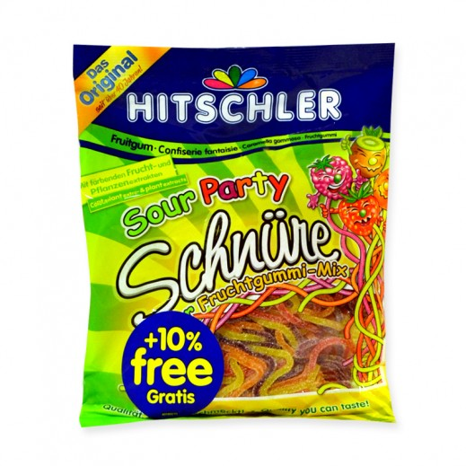 Hitschler Sour Party 210 g