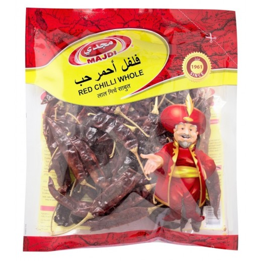 Majdi Red Chilli Whole 90 g