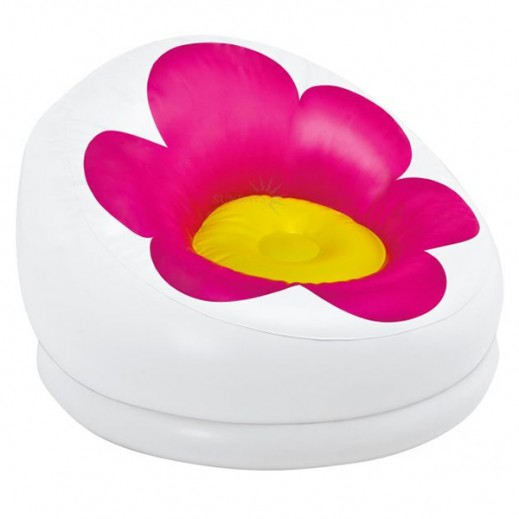 Intex Blossom Chair - Pink