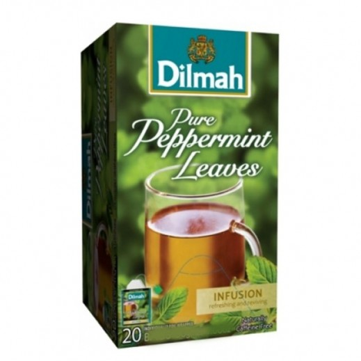 Dilmah Herbal Infusions Peppermint Tea 1.5 g (20 bags)