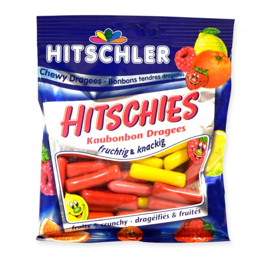 Hitschler Hitschies Fruits Chew Candy 125 g