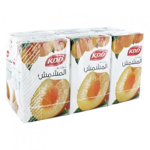 KDD Apricot Juice 6 x 250 ml