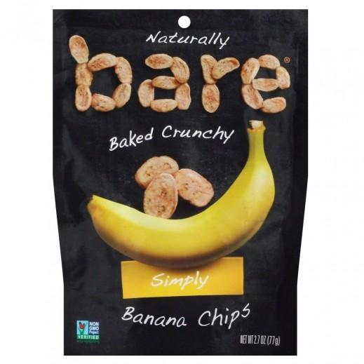 Naturally Banana  Chips 77 g