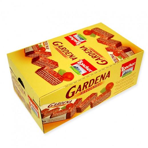 Loacker Gardena Hazelnut 25x38 g