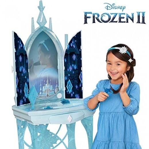 Jakks Pacific Frozen2 Elsa Feature Vanity