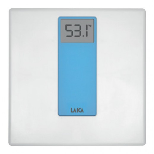 Laica Electronic Personal Scale Blue PS1045B