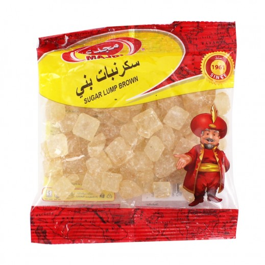 Majdi Lump Sugar Brown 160g