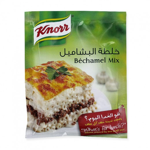 Knorr Bechamel Mix With Cheese 70 g