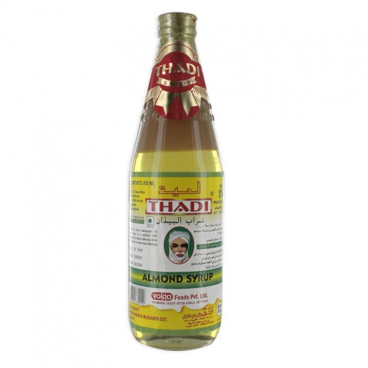 Thadi Almond Syrup Bizan 750 ml
