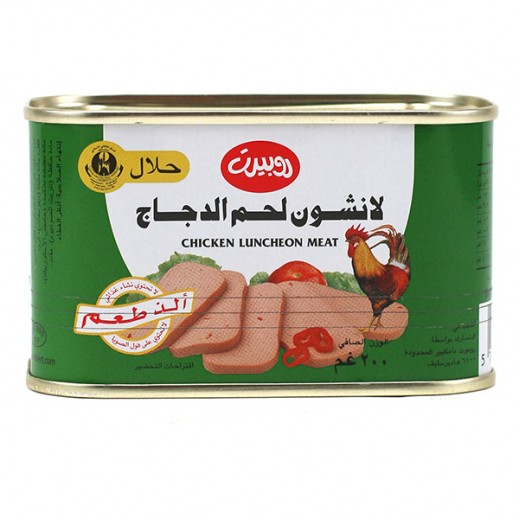 Robert Chicken Luncheon Meat 200g