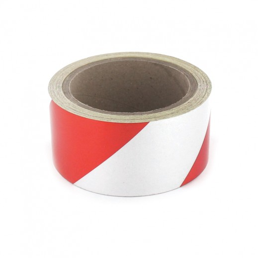 CAR REFLECTIVE TAPE 10M R/W 5 CM