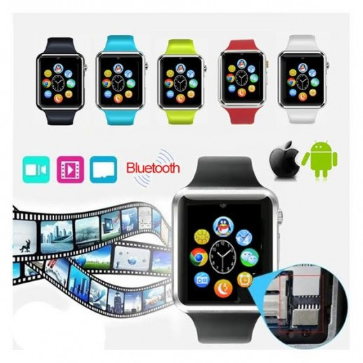 Smart Watch for iPhone and Smartphones