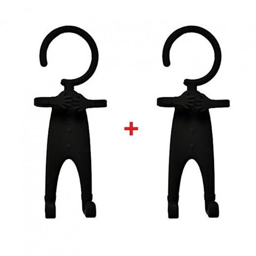 Buy 1 Get 1 Free Flexible Cellphone Holder Black