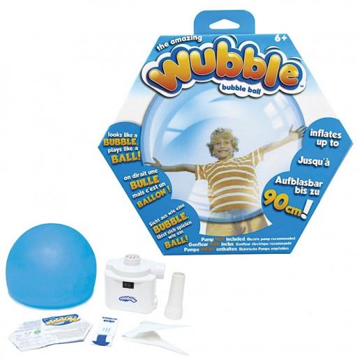 Wubble With Pump - Blue