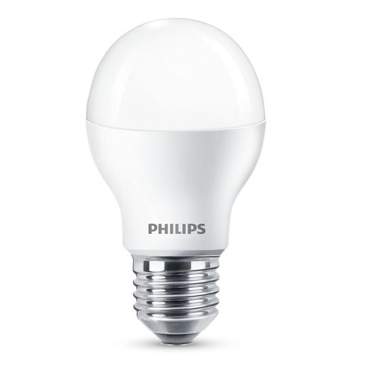 Philips LED Bulb 4W E27 3000K 230V - Warm White