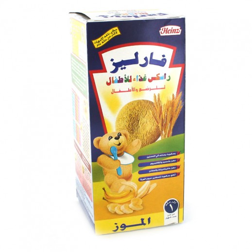Farleys Banana Flavour Baby Rusks 150g