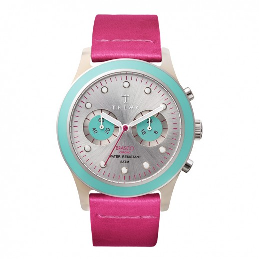 TRIWA Flamingo Brasco Chrono For Ladies