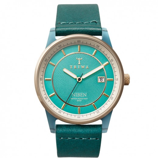 TRIWA Turquoise Niben For Ladies